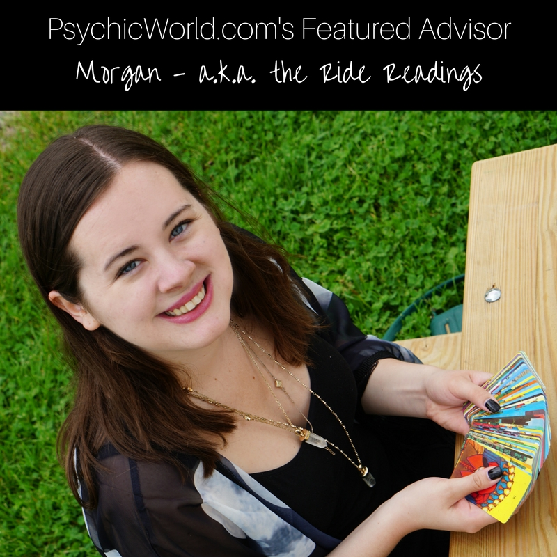PsychicWorld - This Week's FEATURED ADVISOR - Morgan