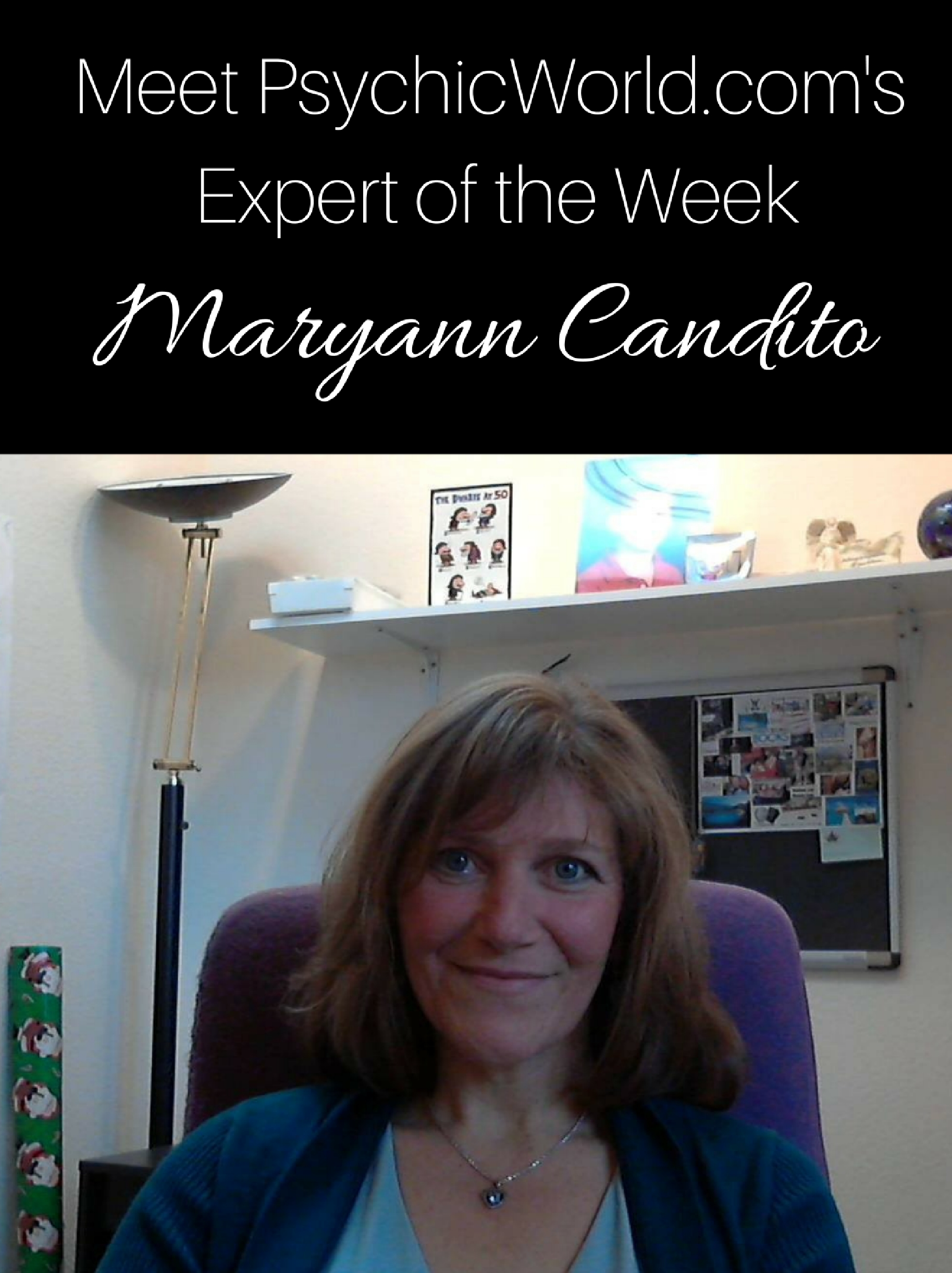 Meet Our Featured Expert of the Week, Maryann Candito