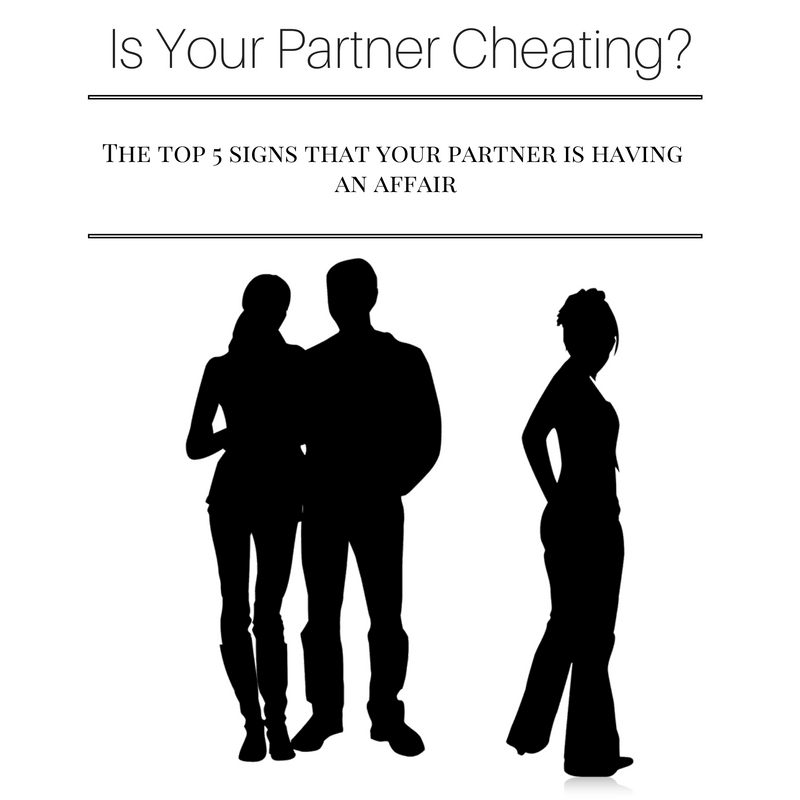 How to know your partner is cheating on you