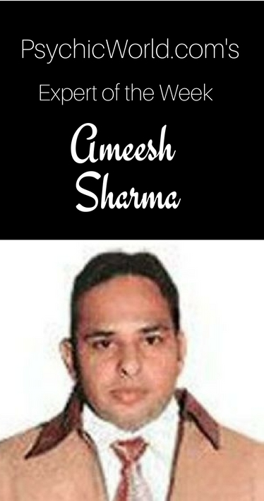 Meet Our Featured Expert of the Week, Ameesh Sharma