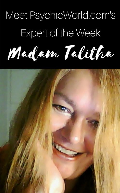 Meet This Week's FEATURED EXPERT, Madam Talitha