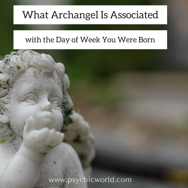 Find Your Angel Based On The Day You Were Born