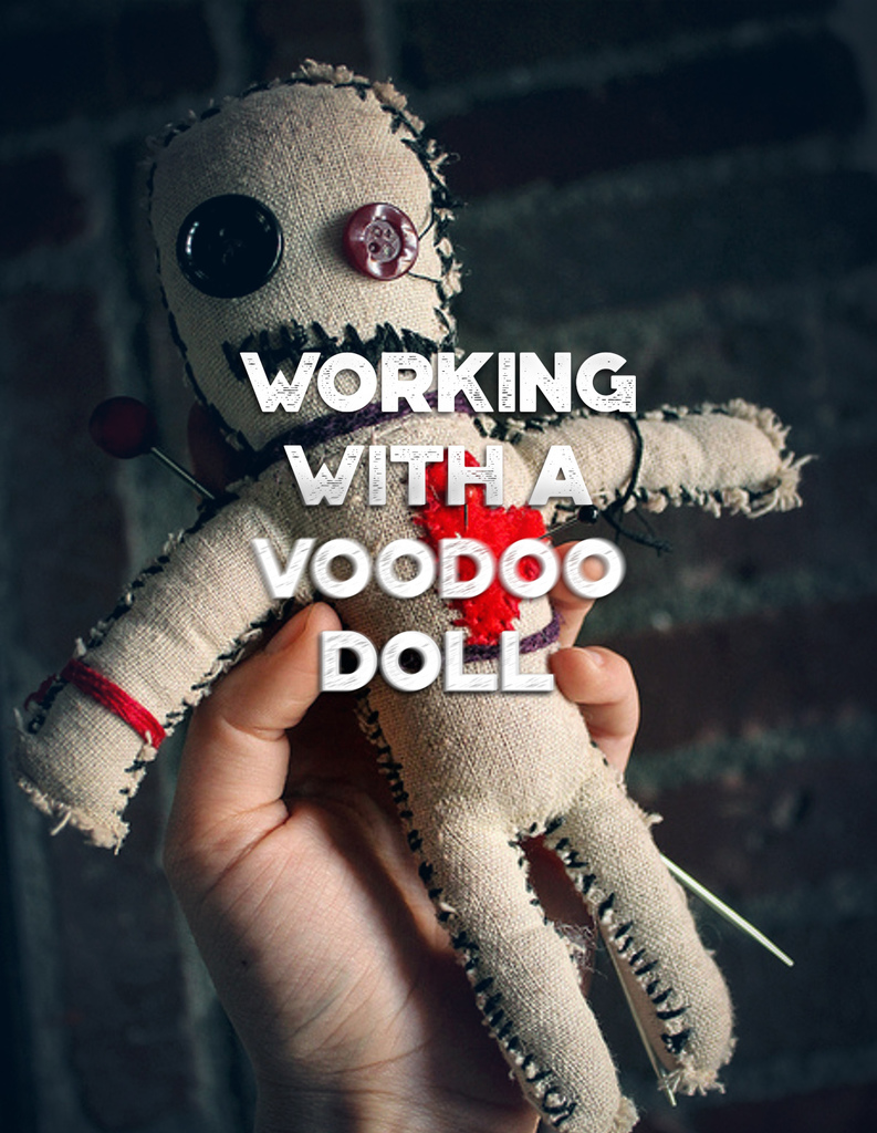 How To Use A Voodoo Doll