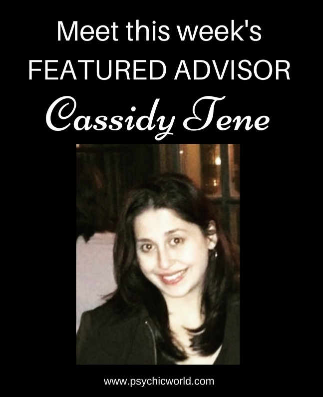 Meet This Week's FEATURED EXPERT, Cassidy Tene