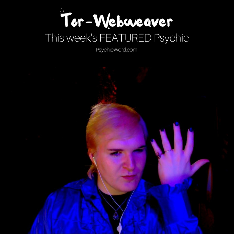 Meet This Week's Featured Expert, Tor Web Weaver