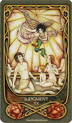 Card 3 - Judgement