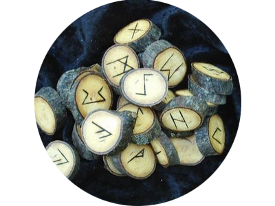 Runes as used by Levi on Psychicworld.com