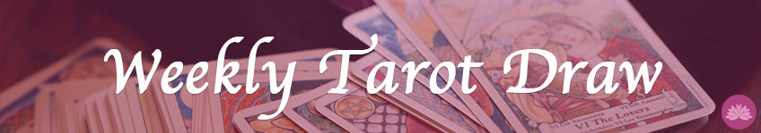 Weekly Tarot Card Draw on PsychicWorld.com