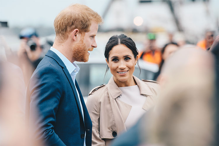 Prince Harry and Meghan, what will happen to them in 2021?