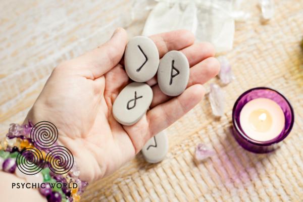 hand-runes-women-candle
